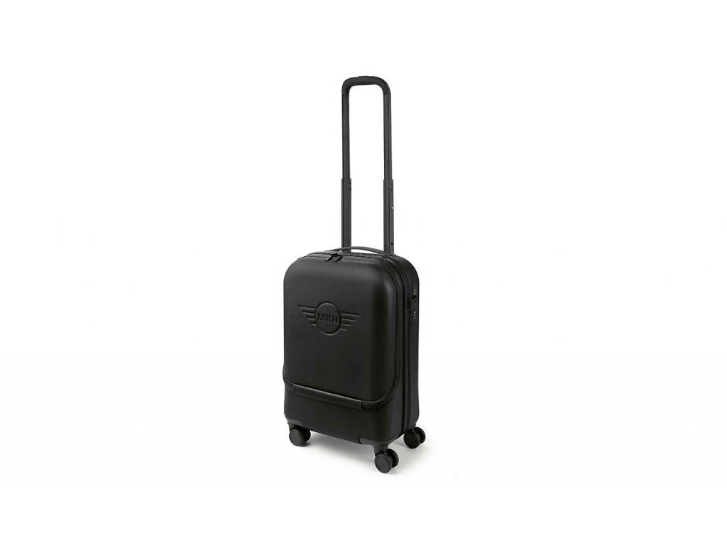 59764 mini kabinovy kufr cerny