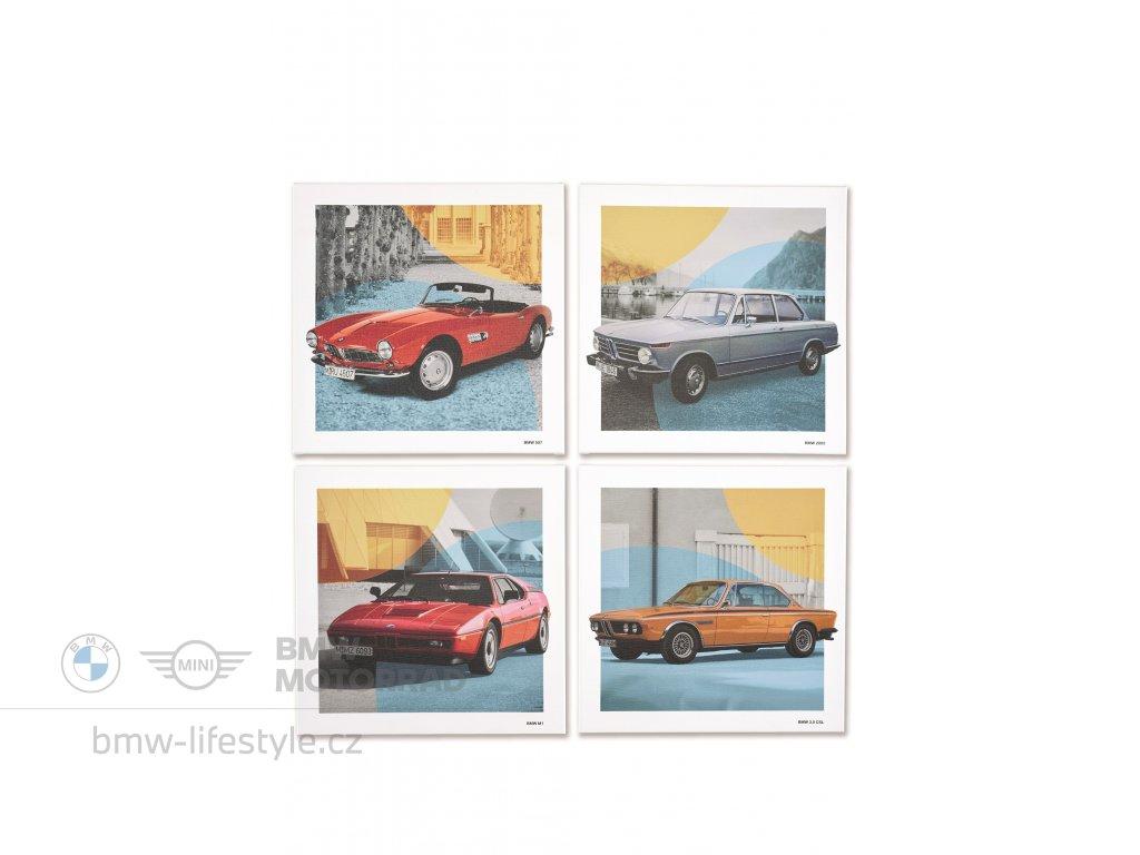Sada BMW Classic obrázků
