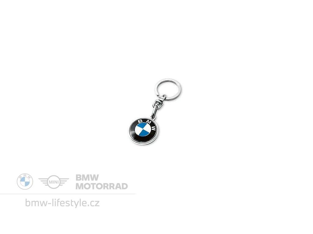 BMW přívěšek na klíče s logem