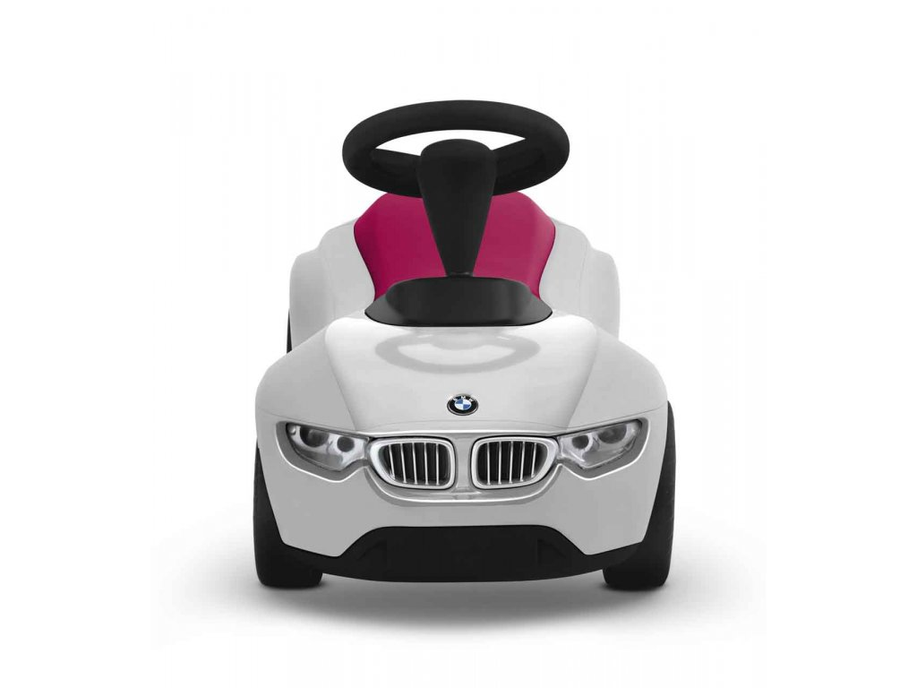 BMW baby racer III bílý