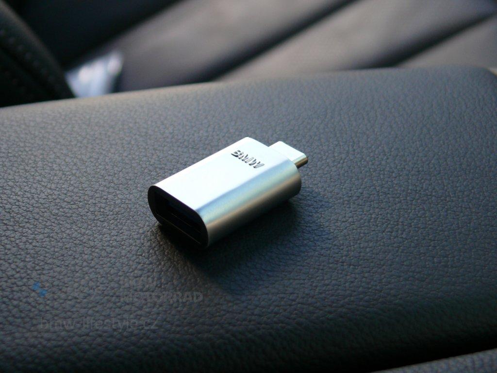 Adaptér USB C USB A