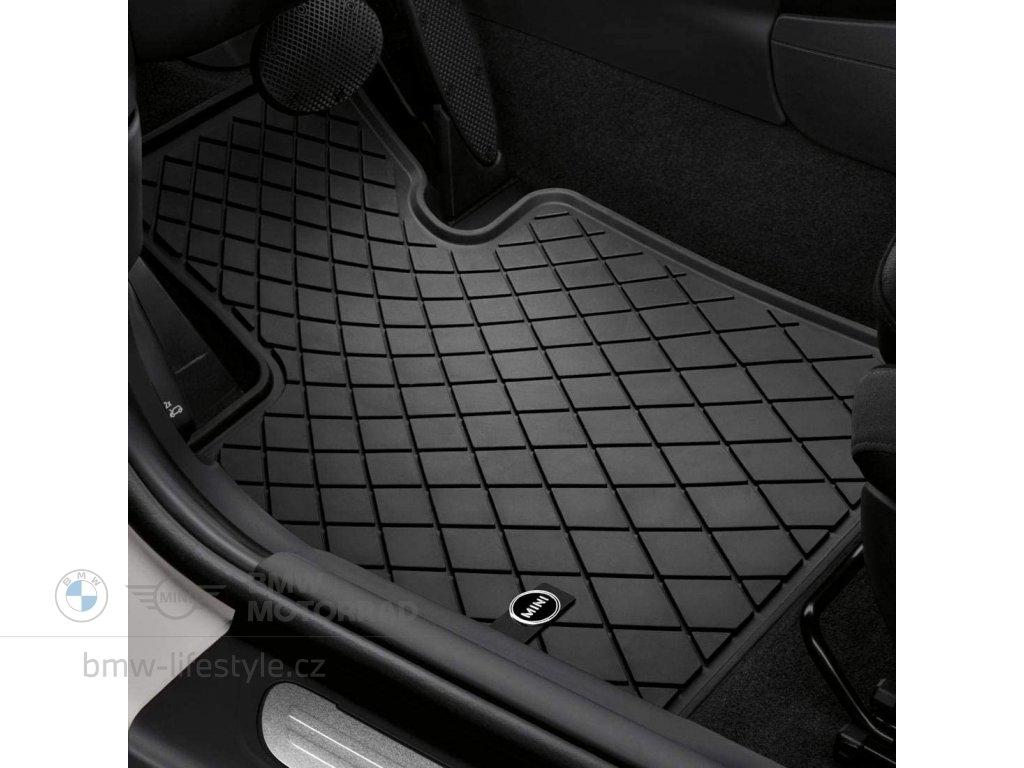 Podlahové koberečky pro každé počasí - přední