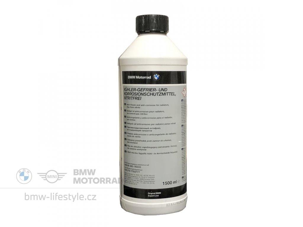 Originální nemrznoucí a antikorozní směs do chladiče BMW