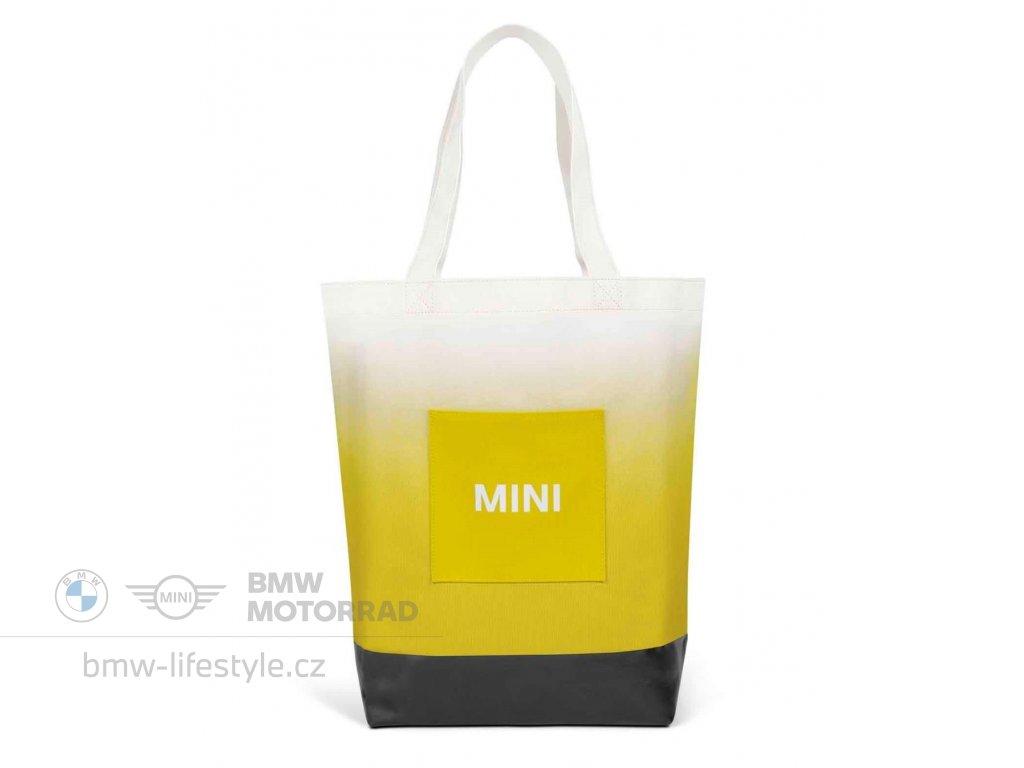 Nákupní taška MINI Gradient Energetic Yellow