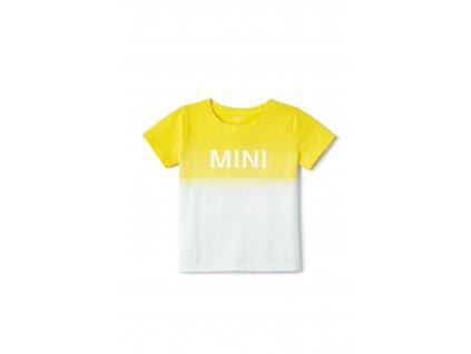 Dětské triko MINI (Velikost 110)