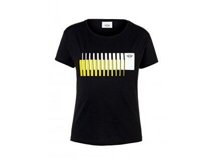 Dámské triko MINI Stripes Black