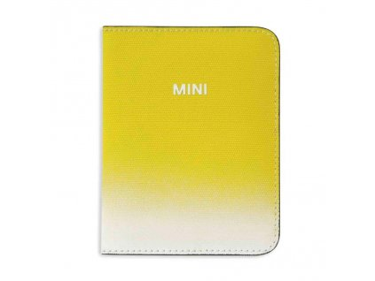 MINI Obal na cestovní pas Energetic Yellow