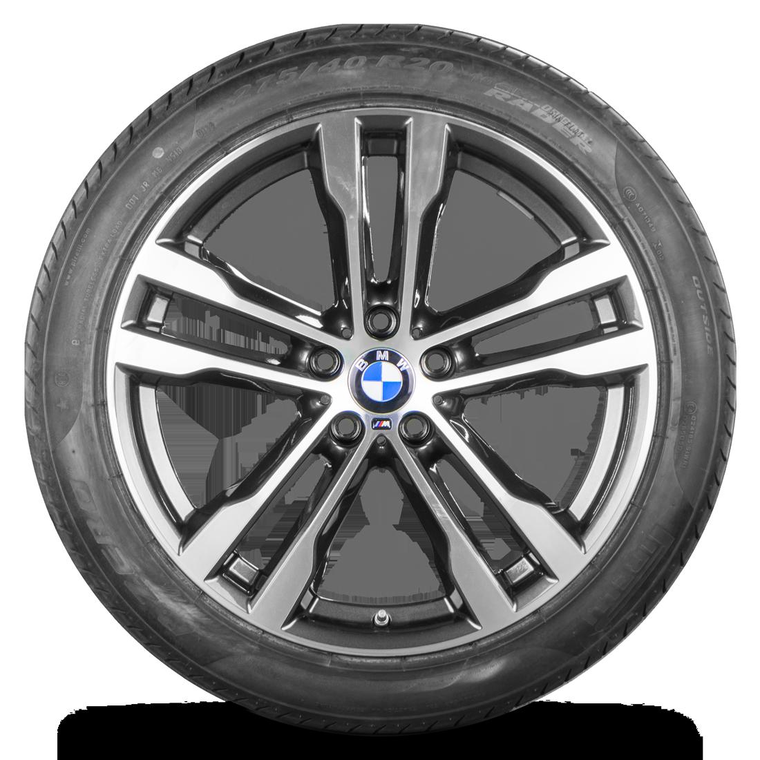 Opět skladem zimní sady pro nové BMW X3 G01 X4 G02, dále BMW 7 G01 a mnoho dalších modelů