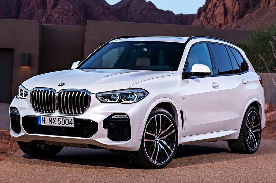 začali jsme prodávat zimní sady pro nové BMW X5 řadu G05