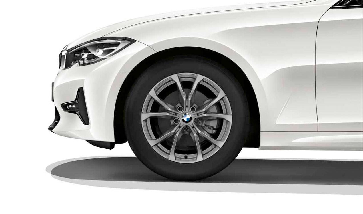 Zimní sady pro vozy BMW řady 3 G20, G21 již v prodeji