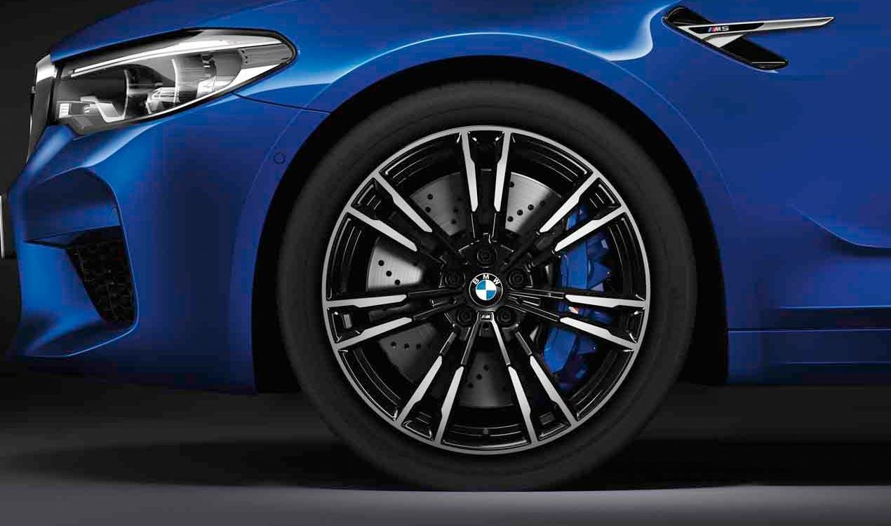 Nově v nabídce alu kola ELITE pro BMW 5 G30 v originálním rozměru
