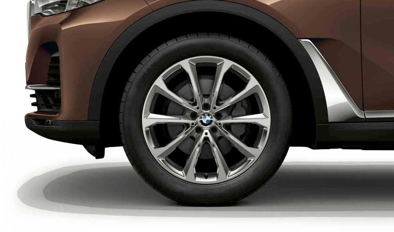 V prodeji zimní sady pro BMW X7 G07