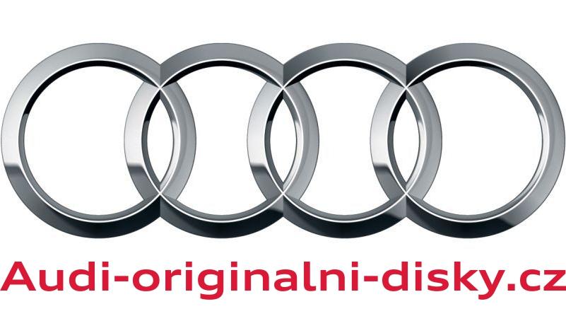 Originální alu kola a celé sady pro vozy AUDI se slevou až 50%