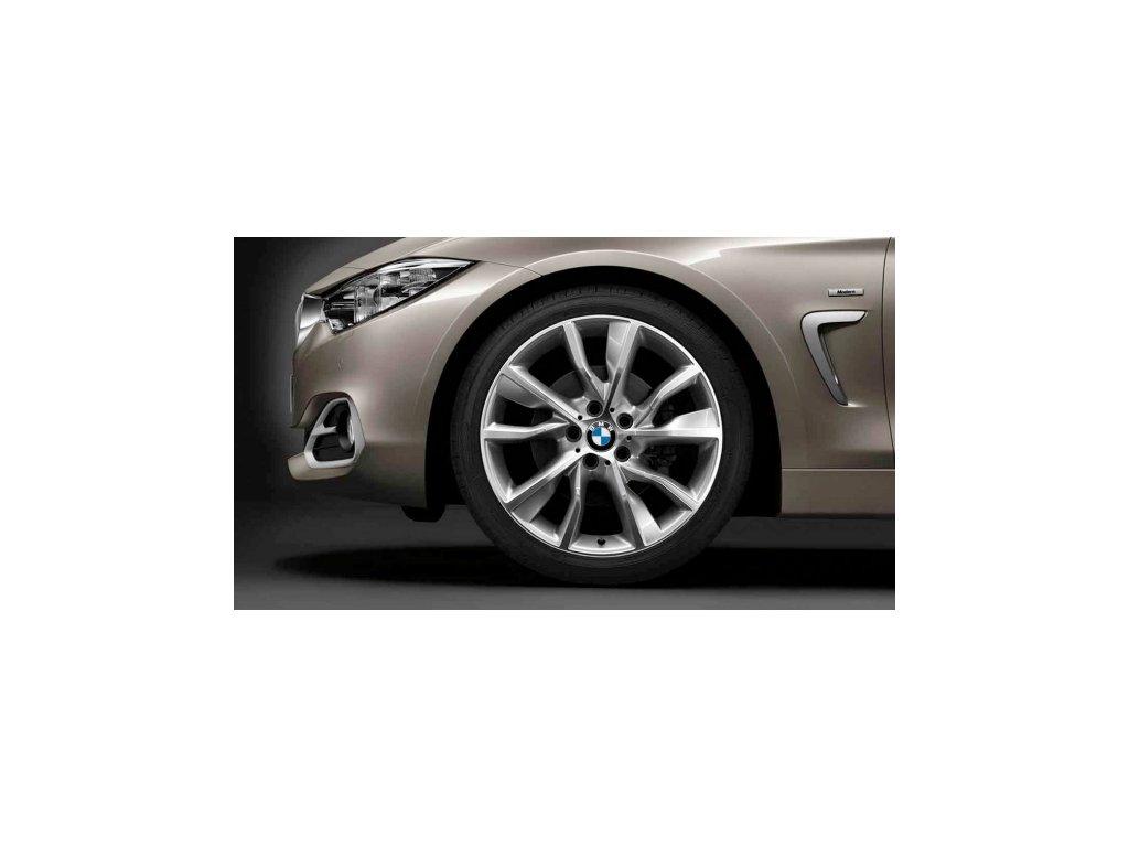 Originální alu kola BMW F30,F32 STYLING 402 8x19 a 8,5x19 5/120 s pneumatikou 225/40 R19 a 255/35 R19