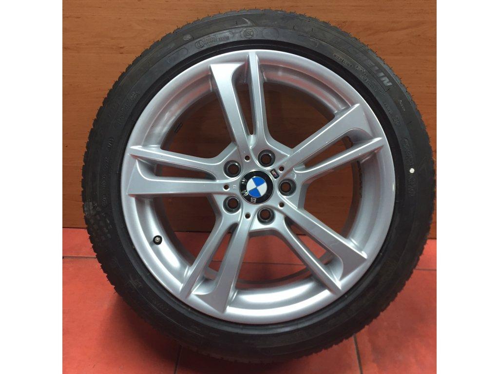 Originální alu kola BMW X3 F25 a X4 F26 STYLING M369 8,5x19 ET38 a 9,5x19 ET48  letní sada