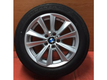 Letní sada BMW F10 STYLING 236 8x17 5/120 ET30 včetně pneu 225/55 R17 97Y BRIDGESTONE
