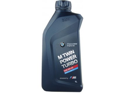 OLEJ CASTROL BMW M TwinPower Turbo LL-01 0W-40