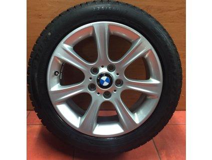 Zimní sada alu kola BMW F30 STYLING 394 7,5x17 5/120 ET37 včetně zimních pneumatik 225/50 R17 94H DUNLOP Winter Sport M3 DSST