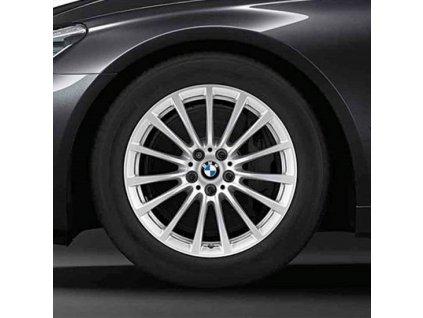 Zimní sada alu kola BMW 5 G30, G31 STYLING 619 8x18 5/112 ET30 včetně zimních pneumatik 245/45 R18 100V DUNLOP Winter Sport 3D a čidel tlaku RDC