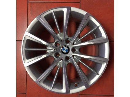Zimní sada alu kola BMW G30 STYLING 643 8x18 5/112 ET30 včetně zimních pneumatik 245/45 R18 100V DUNLOP Winter Sport 3D DSST a čidel tlaku RDC
