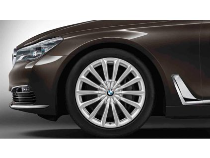 Zimní sada alu kola BMW 7 G11 STYLING 620 8,5x19 5/112 ET25 včetně pneumatik 245/45 R19 Goodyear Ultra Grip 8 Performance* RSC a čidel tlaku