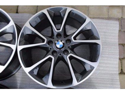 Alu kola BMW X5 F15 STYLING 449 9x19 5/120 ET48
