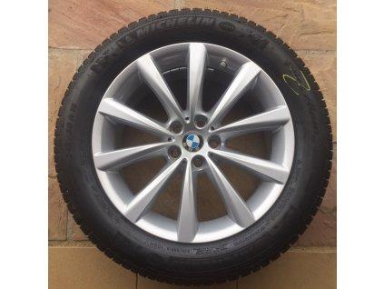BMW 7 G11 a BMW 6 GT G32 zimní sada STYLING 642 8x18 5/112 ET30 včetně pneumatik 245/50 R18 100V Michelin Pilot Alpin PA4 *RSC a čidel tlaku
