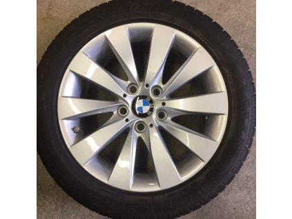 Zimní sada BMW 3,4 F30, F32 STYLING 413 7,5x17 ET37 včetně pneumatik 225/50 R17 94H Dunlop Winter Sport 4D DSST a čidle tlaku RDC
