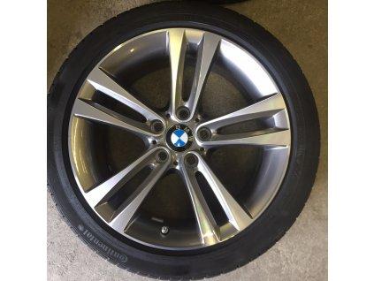 Zimní sada BMW F30, F32 STYLING 397 8x18 ET34 včetně zimních pneumatik 225/45 R18 95V Xl RSC Continental TS830 P* DOT3518 a čidel tlaku RDC