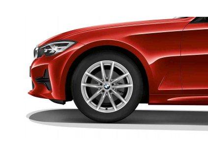 Zimní sada BMW 3 G20, G21 STYLING 778 7,5x17 ET30 včetně pneumatik 225/50 R17 98H XL Goodyear Ultra Grip Performance Gen-1* RSC a čidel tlaku RDCi