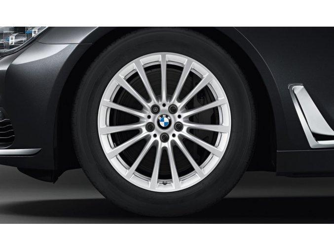 Originální alu kolo BMW 5 G30, BMW7 G11 STYLING 619 8x18 ET30 5/112