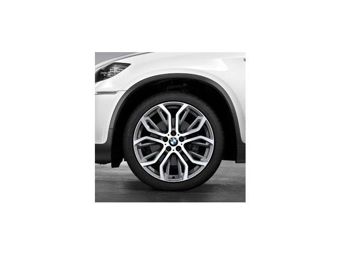 Originální alu kola BMW  letní sada BMW STYLING 375 10x21 a 11,5x21 5/120