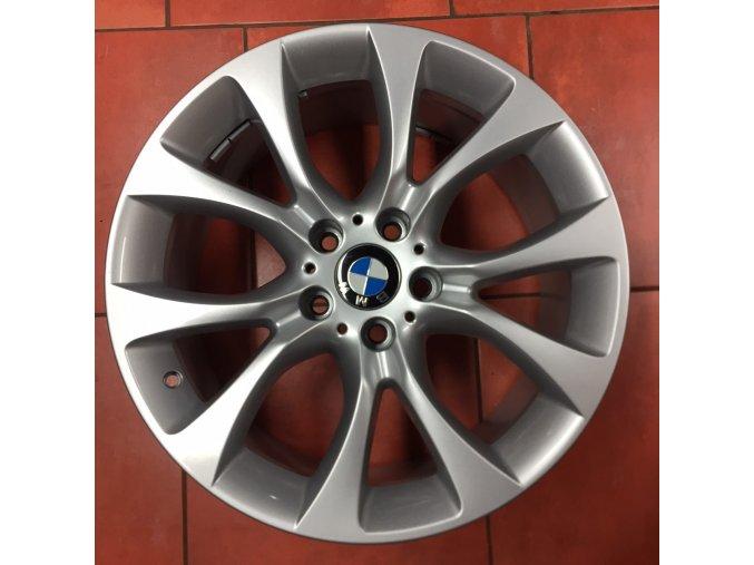 Zimní sada alu kola BMW X5 E70, F15 STYLING 450 9x19 5/120 ET48 včetně zimních pneumatik Pirelli 255/50 R19 RSC dojezdové a čidel tlaku RDC