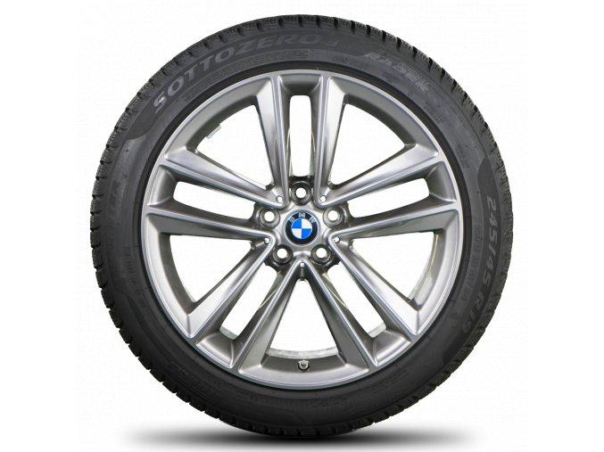 630 BMW 19 Zoll Felgen