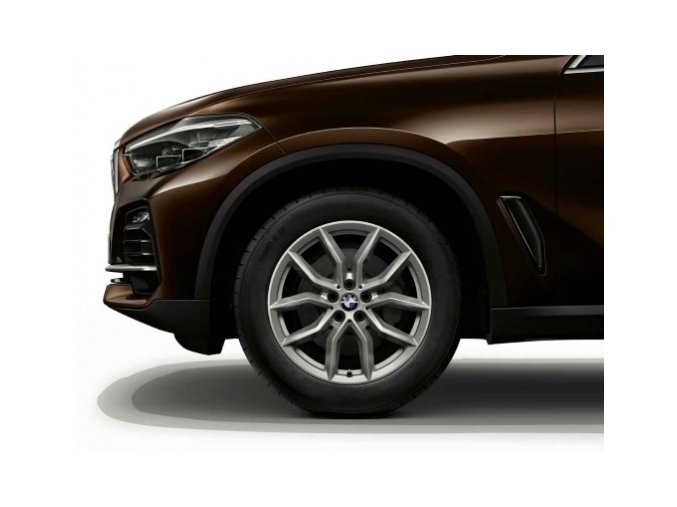Zimní sada BMW X5 G05 STYLING 734 9x19 5/112 ET38 včetně zimních pneumatik 265/50 R19 110H Bridgestone Blizzak LM-001* RSC