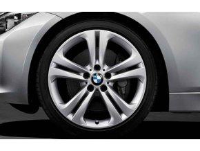 Originální alu kola  BMW 3 F30, F32 STYLING 401 8x19 ET36 a 8,5x19 ET47 5/120 - letní sada
