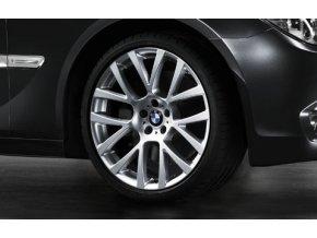 Zimní sada alu kola BMW F01,F07 STYLING 238 8,5x19 5/120 ET25 s pneumatikou 245/45 R19