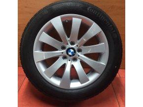 Letní sada BMW F01, F07 STYLING 250 8x18 5/120 ET30 včetně letních pneumatik 245/50 R18 100Y Continental SC3 dojezdové, RUNFLAT