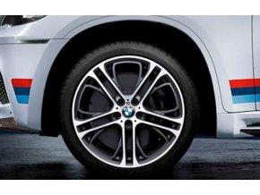 Style 310M bicolor wheels
