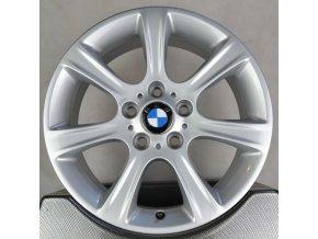 Zimní sada alu kola BMW F30 STYLING 394 7,5x17 5/120 ET37 včetně zimních pneumatik 225/50 R17 94H Pirelli SZ2 RSC a čidel tlaku RDC