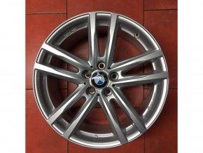Alu kola BMW  -RIAL BMW X5 E70, F15 a BMW X6 F16 9x19 5/120 ET48 a ET18