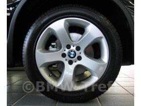 Originální alu kola BMW X5 E53 STYLING 132 9x19 ET48 a 10x19 ET45 5/120