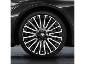 Originální alu kola BMW 7 G11 STYLING 629 5/120 8,5x21 ET25 a 10x21 ET41  letní sada