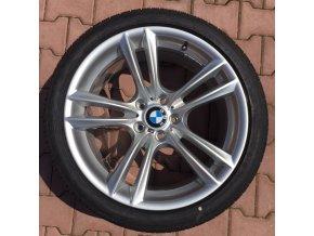 Letní sada BMW 7 F01, GT F07 STYLING M303 8,5x20 ET25 a 10x20 ET41 s pneu 245/40 R20 a 275/35 R20 GOODYEAR RSC *