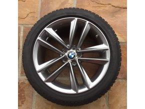 Zimní sada BMW 6 GT G32 a BMW 7 G11 STYLING 630 šedé 8,5x19 5/112 ET25 včetně zimních pneumatik 245/45 R19 102V XL Pirelli Sotto Zero 3 RSC a čidel tlaku RDC