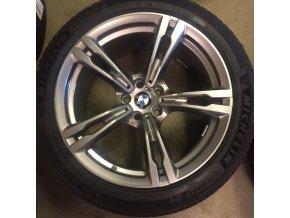 Zimní sada BMW M5 F90 STYLING 705 9,5x19 5/112 ET26 včetně zimních pneumatik 265/40 R19 102V XL Michelin Pilot Alpin 5* a čidel tlaku RDC