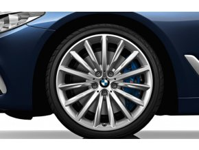 bmw 245 40 275 35 r19 multi spoke 633 pirelli