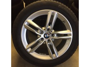 BMW 2 Active Tourer F45 zimní sada STYLING M483 7,5x17 5/112 ET54 včetně zimních pneumatik 205/55 R17 91H Continental Winter Contact TS830P* RSC a čidel tlaku RDC