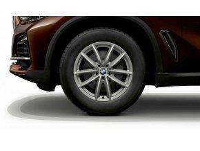 Zimní sada BMW X5 G05 STYLING 618 8,5x18 5/112 ET44 včetně zimních pneumatik 255/55 R18 109H XL Nokian WR A4