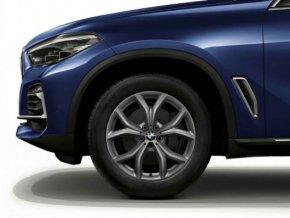 Zimní sada BMW X5 G05 STYLING 735 9x19 5/112 ET38 včetně zimních pneumatik 265/50 R19 110H XL Pirelli Scorpion Winter RSC a čidel tlaku RDCi
